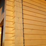 Бригада плотников:шлифовка, покраска домов из бруса,бревна,отделка, Новосибирск