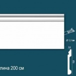 Плинтус из дюрополимера, Новосибирск