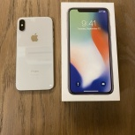 iPhone X, Новосибирск