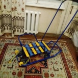 Продам санки на колесиках, Новосибирск