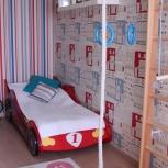 Кровать-машинка, Новосибирск