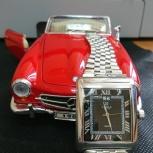 Часы НИКА с браслетом ( 925 серебро), Новосибирск