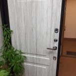Дверь металлическая с терморазрывом, Новосибирск