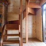 Лестницы деревянные, Новосибирск