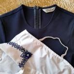 Продам школьные платья на рост 128-134 см., Новосибирск