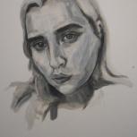 Рисунок на заказ (по фотографии) Портрет, Новосибирск