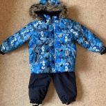 Продам детский зимний костюм Lenne размер 98+6, Новосибирск