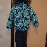 Зимний костюм для мальчика  Lenne 116 см, Новосибирск