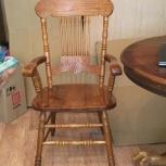 Продам два стула Малайзия дерево б/у, Новосибирск