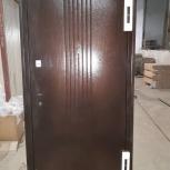 Дверь металлическая входная 960*2050 со скидкой 30%., Новосибирск