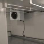 Устанавливаем холодильные камеры недорого, Новосибирск