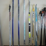 Распродажа комплектов лыж, Новосибирск