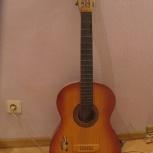 Продам гитару шестиструнную отечественную, Новосибирск