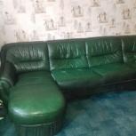 Кожаный диван, Новосибирск