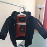 Фирменная куртка (США) на мальчика 2-3 года, Новосибирск