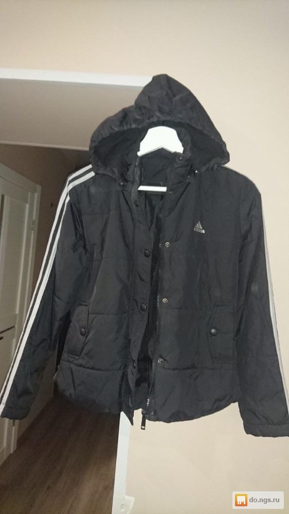 c98eb9d3 Продам спортивную куртку Adidas + штаны Adidas б/у фото, Цена - 1000.00  руб., Новосибирск - НГС.ОБЪЯВЛЕНИЯ