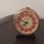 Продам настольные часы-будильник Слава. СССР, Новосибирск