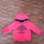Продам детскую теплую куртку на 68 см., Новосибирск