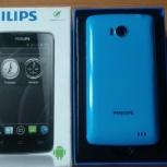 Продаю телефон GSM Philips W732, Новосибирск