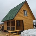 Строим бани, дома из кедра. Под ключ, Новосибирск