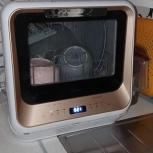 Посудомоечная мини-машина для дачи, небольшой кухни, Новосибирск