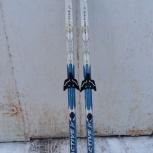 Продам беговые лыжи с ботинками Nordway, Новосибирск