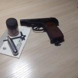 Продам  пневматический пистолет МР-654К, Новосибирск