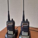 Продам 2 радиостанции Kenwood TH-K4AT, Новосибирск