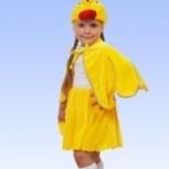 Новогодний костюм Цыпленка для девочки, Новосибирск