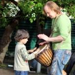 Уроки игры на барабанах джембе, дарбуке, конгах и пр., Новосибирск