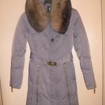 Продам пуховик женский с капюшоном размер 42-44, Новосибирск