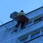 Монтаж, обслуживание кондиционеров. Ремонт швов., Новосибирск