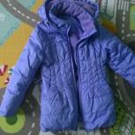 Куртка демисезонная, размер 116, Новосибирск