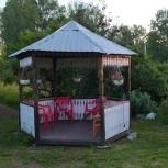 Беседки, хозблоки, Новосибирск