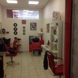 Аренда парикмахерского кресла в фитнес клубе, Новосибирск
