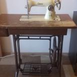 Продам швейную машинку Tikkakoski, производства 50х- годов, Финляндия, Новосибирск