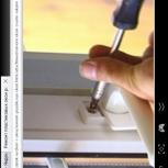 ремонт окон пвх и алюминиевых балконов Москитная сетка на дверь, окно, Новосибирск