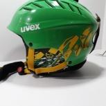 Шлем горнолыжный UVEX, Новосибирск
