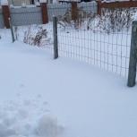 Сетка коттеджная, Новосибирск