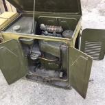 Генератор бензиновый ГАБ 4-0/230 2-х фазный(без двигателя), Новосибирск