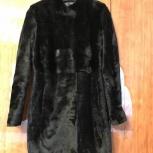 Пальто демисезонное из пони, Новосибирск