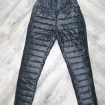 Новые утепленные штаны, Новосибирск