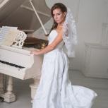 Свадебное платье для стройной невесты, Новосибирск