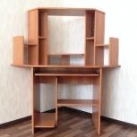 Продам компьютерный стол б/у, Новосибирск