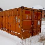 Продам контейнер 20 фут, Новосибирск