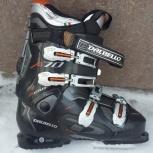 Продам горнолыжные ботинки р-р 44, Новосибирск