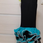 Продам платье для бальных танцев и латино, Новосибирск