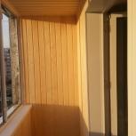 Ремонт и остекление балконов, Новосибирск