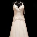 Легкое шифоновое свадебное платье, Новосибирск