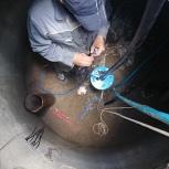 Обустройство скважин, установка насосного оборудования, Новосибирск